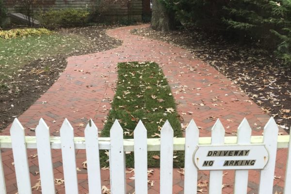 Brick Driveway Strips